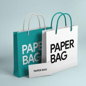 RubikPrint Shopping Bag